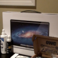 MacBook Pro 17″ Late 2011, OWC 8GB RAM Install, mStand, Moshi Keyboard Cover, and Speck 17″ HardCase; Unboixing and Review!
